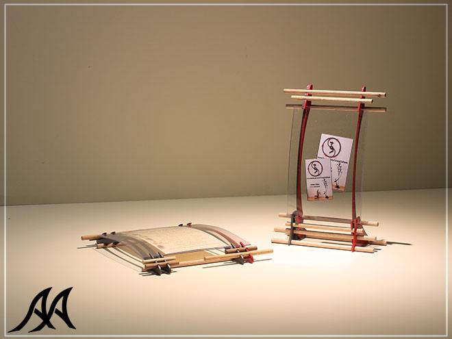 Arte acciaio ita quello che vuoi ma in acciaio - Portafoto da tavolo ...
