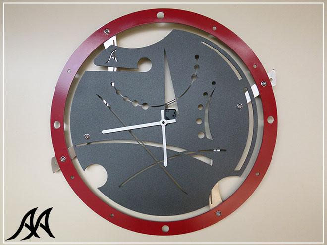 Virgola Clock