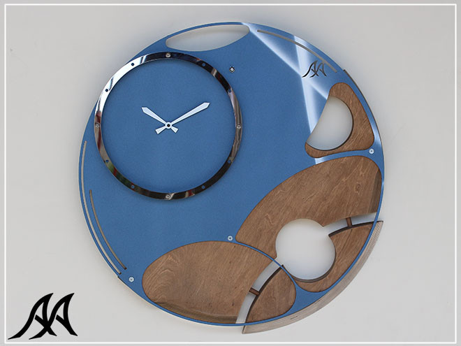 01 Orologio con specchio