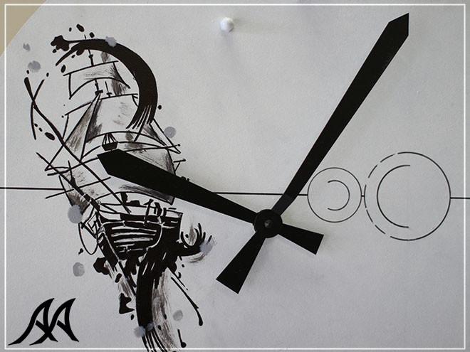 06 Orologio tatoo veliero