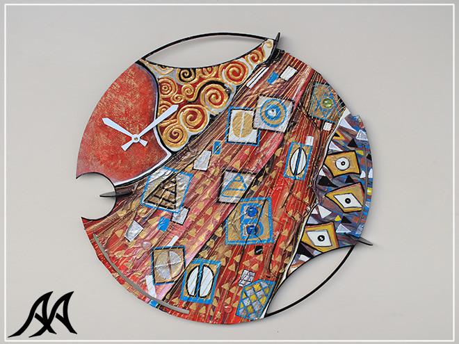 01 Orologio Klimt